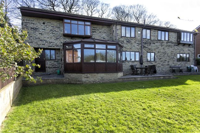 Thumbnail Detached house for sale in Jackroyd Lane, Mirfield, West Yorkshire