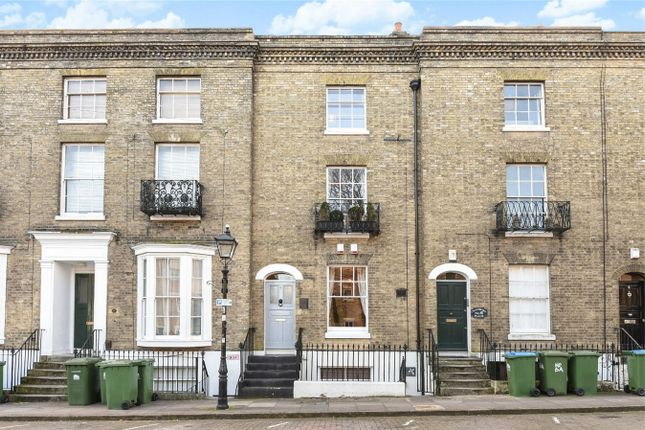 Thumbnail Terraced house for sale in Cranbury Place, Southampton, Hampshire