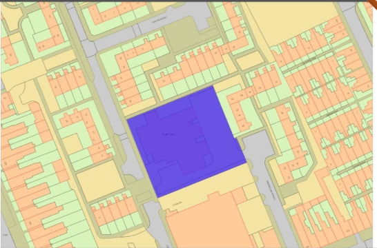 Thumbnail Land for sale in Marmaduke Street, Hull Humberside