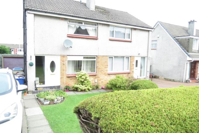 Thumbnail Semi-detached house to rent in Rowanlea Avenue, Foxbar, Paisley