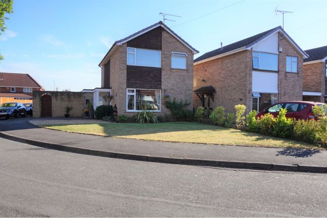 Thumbnail Detached house for sale in Hilary Drive, Wolverhampton