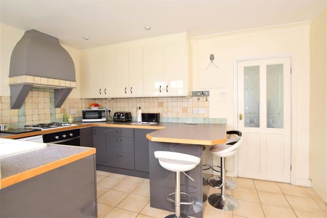 Thumbnail End terrace house for sale in Horsham Road, Findon Village, Worthing, West Sussex