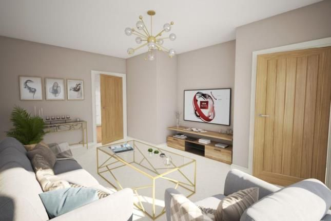Thumbnail Semi-detached house for sale in Howards Green, Edward Pease Way, Darlington, England