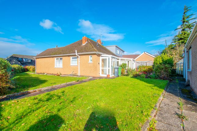 2 bed semi-detached bungalow for sale in Lynton Close, Llanrumney, Cardiff CF3