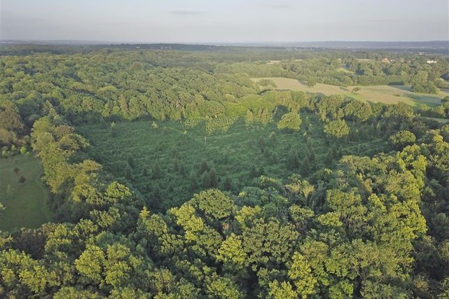 Thumbnail Land for sale in Riding Lane, Hildenborough, Nr. Sevenoaks