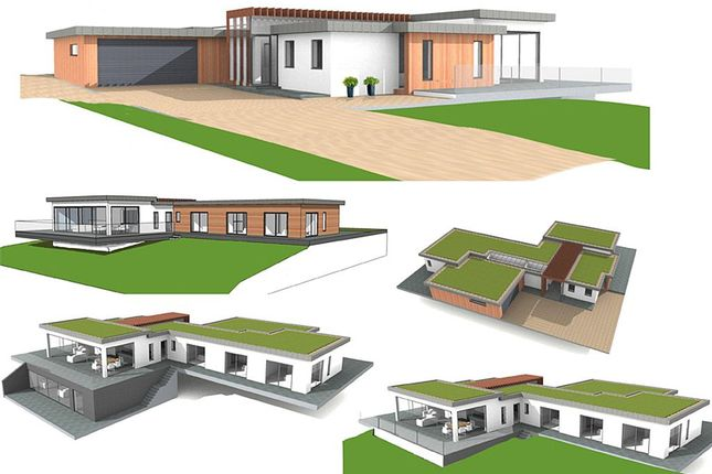 Thumbnail Detached bungalow for sale in Well Hill, Chelsfield, Kent