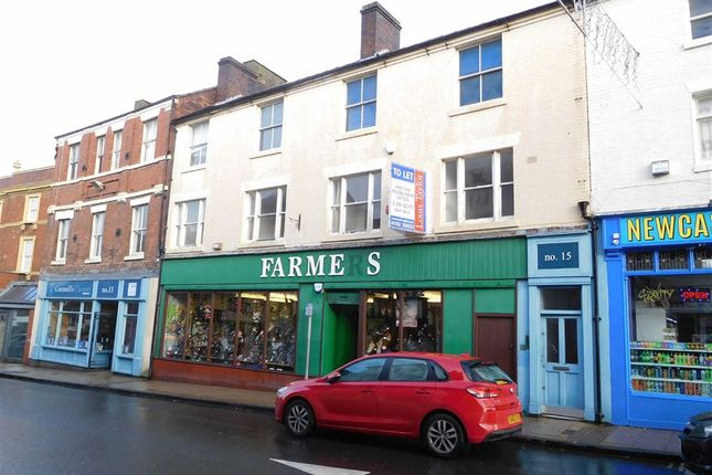 Thumbnail Office to let in High Street, Newcastle-Under-Lyme, Staffordshire
