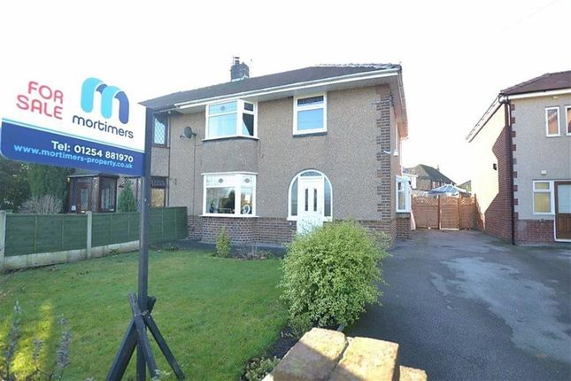 Thumbnail Semi-detached house for sale in Whalley Road, Great Harwood