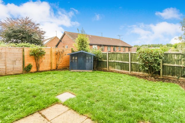 Thumbnail Detached house for sale in Ablett Close, Thrapston, Kettering