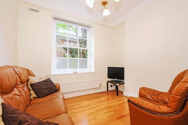 Living Room of Tavistock Street, Covent Garden WC2E
