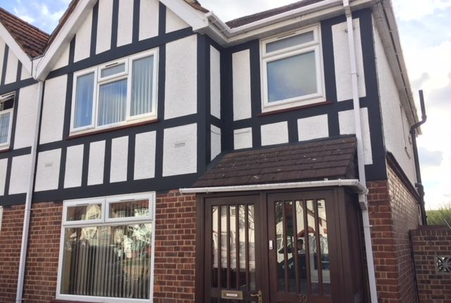 Thumbnail Semi-detached house to rent in Wimborne Avenue, Hayes