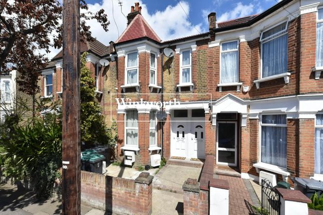Thumbnail Flat to rent in Manor Road, London