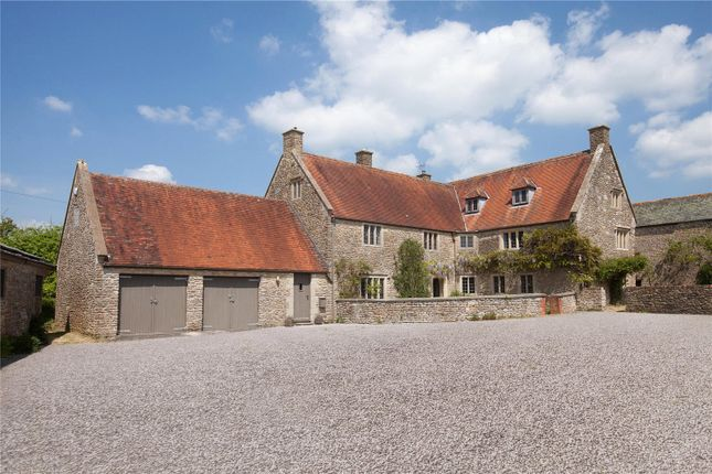 Thumbnail Detached house for sale in Charlton Musgrove, Wincanton, Somerset