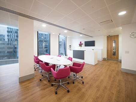 Thumbnail Office to let in 1 Mann Island, Liverpool, - Serviced Offices