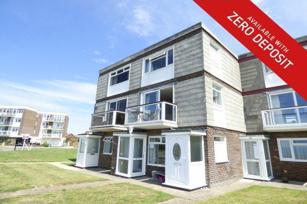 Thumbnail Flat to rent in Woburn Court, Lee-On-The-Solent
