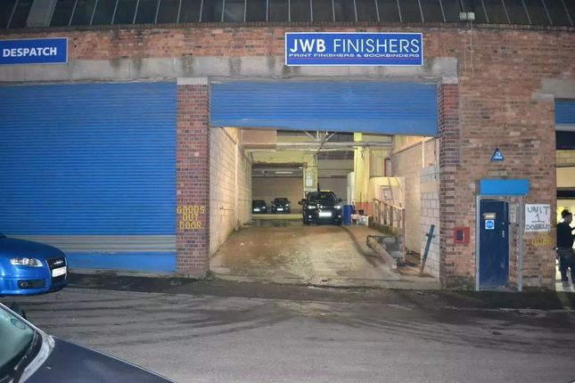 Thumbnail Light industrial to let in Dobbs Street, Wolverhampton