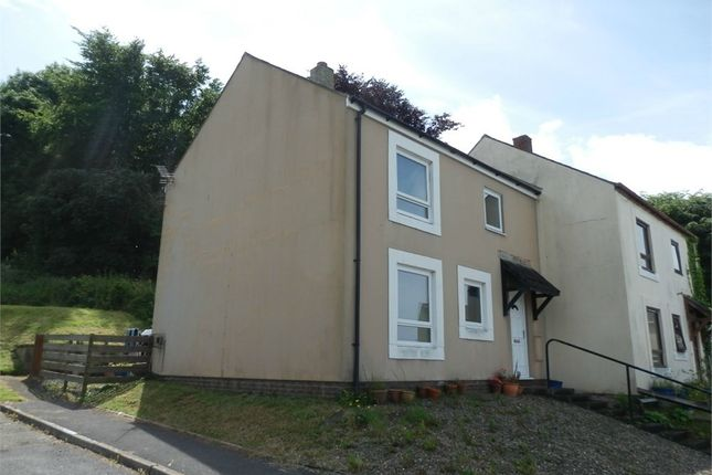 Thumbnail Semi-detached house for sale in Cwmifor, New Quay