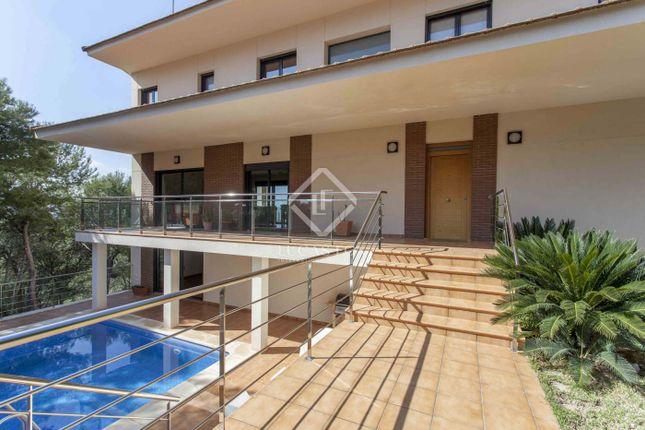 Thumbnail Villa for sale in Spain, Valencia, Valencia Inland, El Bosque / Chiva, Val10004
