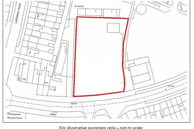Thumbnail Land for sale in 220, Shaftmoor Lane, Hall Green, Birmingham