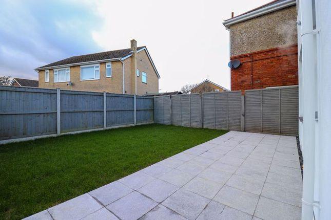 Garden of Rosebud Avenue, Winton, Bournemouth BH9