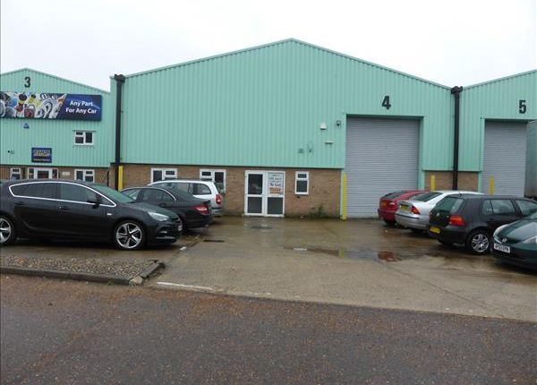 Thumbnail Light industrial to let in Whiffler Road, Norwich