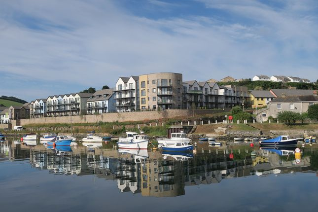 Thumbnail Flat for sale in Causeway View, Hooe, Plymouth