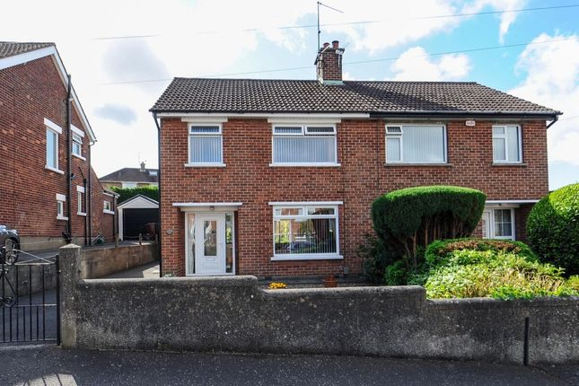 Thumbnail Semi-detached house for sale in Glendale Avenue South, Belfast