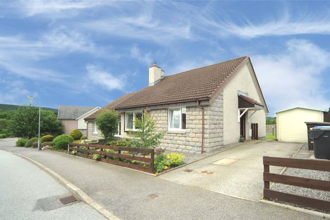 Thumbnail Semi-detached bungalow to rent in 38 Kinnairdy Terrace, Torphins, Banchory