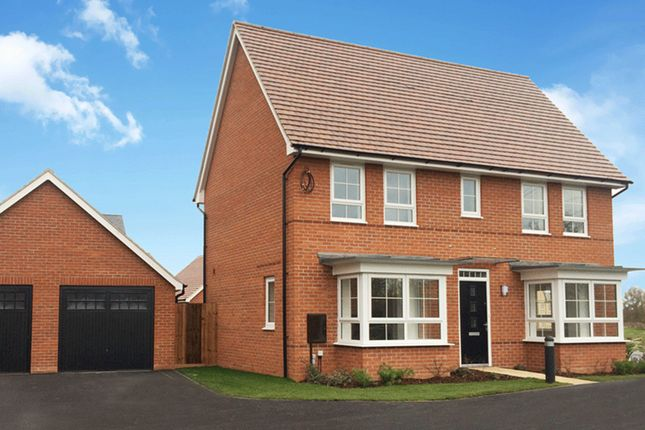 "Thumbnail Detached house for sale in ""Alnwick"" at Wetherby Road, Boroughbridge, York"