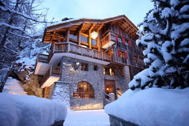 Thumbnail Chalet for sale in 162 Rue Du Joseray, 73150 Val-D'isère, France