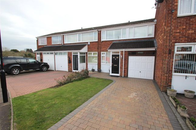 Thumbnail Terraced house to rent in Barbican Rise, Wyken, Coventry
