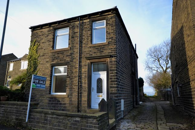 Thumbnail Detached house for sale in New Hey Road, Outlane, Huddersfied