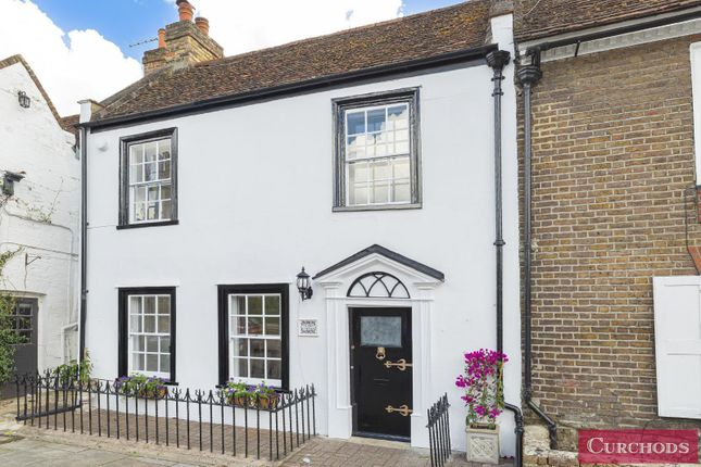 Thumbnail Semi-detached house for sale in Church Square, Shepperton