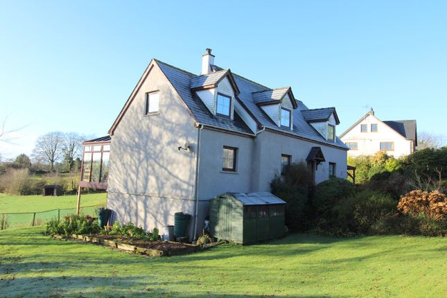 Thumbnail Detached house for sale in Cwmsychpant, Llanybydder