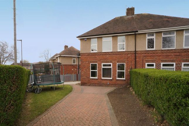 3 bed semi-detached house for sale in Owlings Road, Wisewood, Sheffield S6