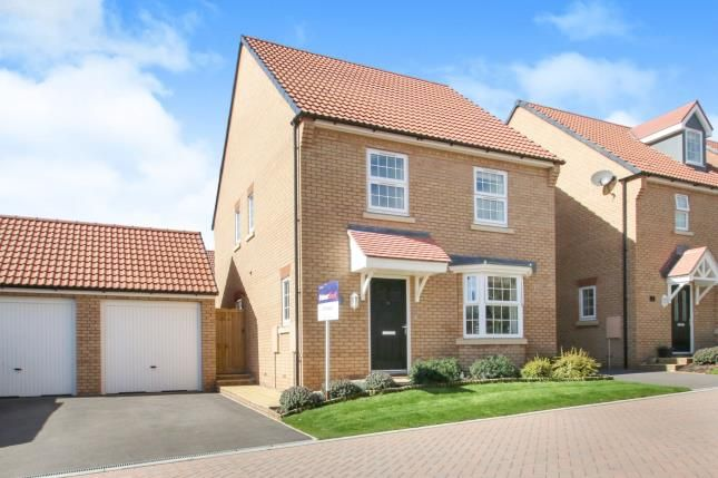 4 bed detached house for sale in Monkton Heathfield, Taunton, Somerset