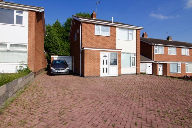 Detached house to rent in Severn Road, Oadby, Leicester