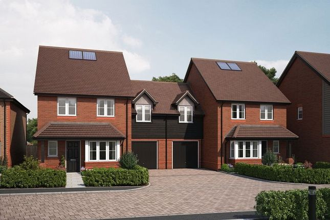 Thumbnail Semi-detached house for sale in Bell Lane, Birdham, Chichester