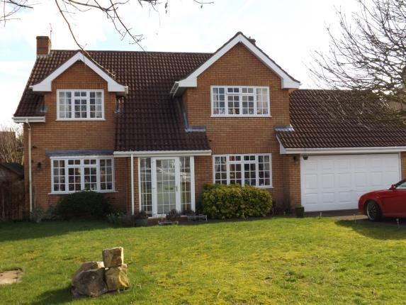 Thumbnail Detached house for sale in Hallfields, Edwalton, Nottingham