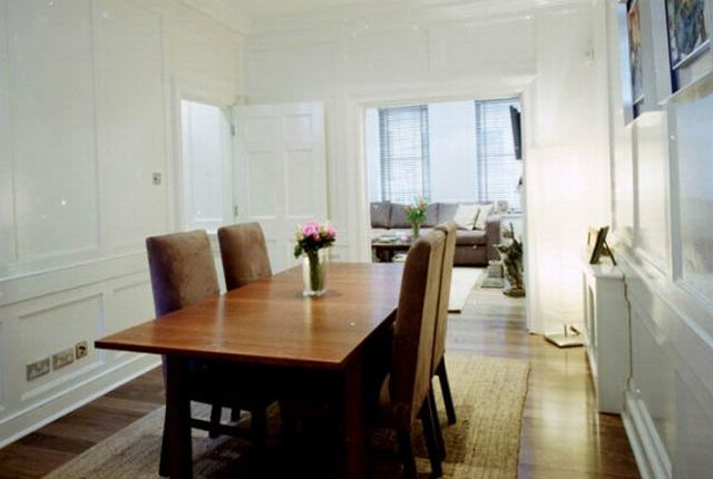 Thumbnail Town house to rent in Craven Street, Covent Garden, London