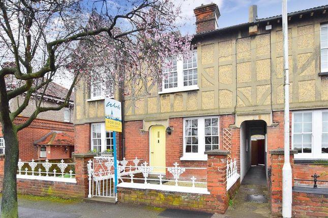 2 bed terraced house for sale in Preston Avenue, Faversham, Kent