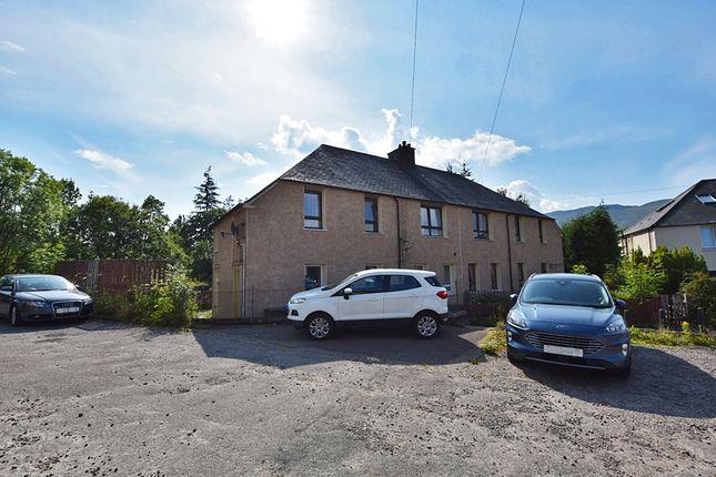 3 bed flat for sale in Lundavra Crescent, Fort William PH33