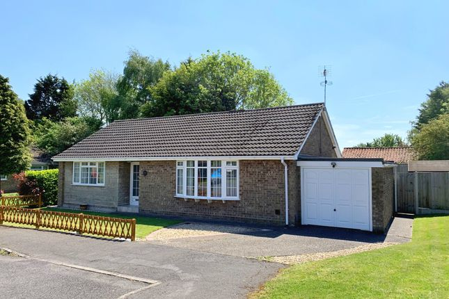 Thumbnail Detached bungalow to rent in Meadow Close, North Hykeham, Lincoln