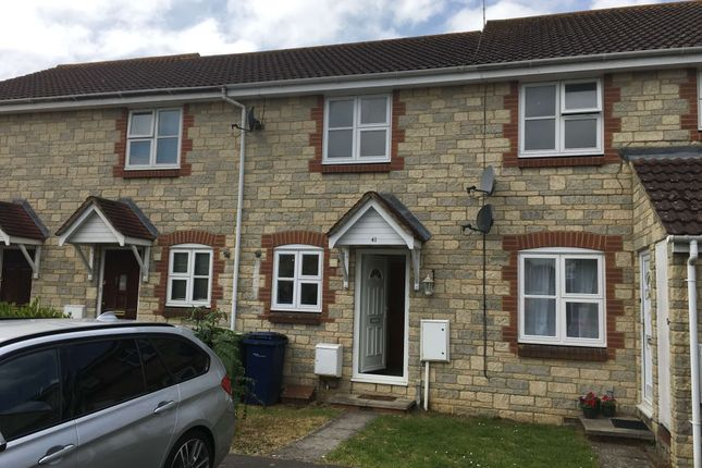 2 bed terraced house to rent in Katherine Close, Churchdown