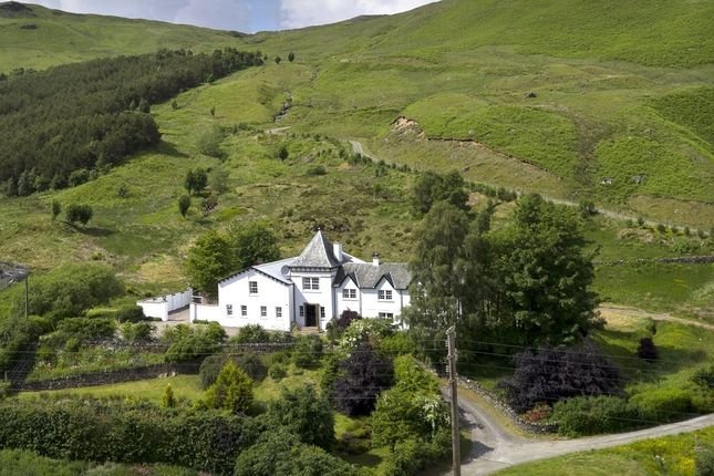 Thumbnail Property for sale in Pubil Lodge, Glenlyon, Aberfeldy, Perthshire