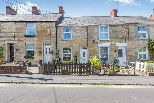 2 bed terraced house for sale in Shelburne Road, Calne