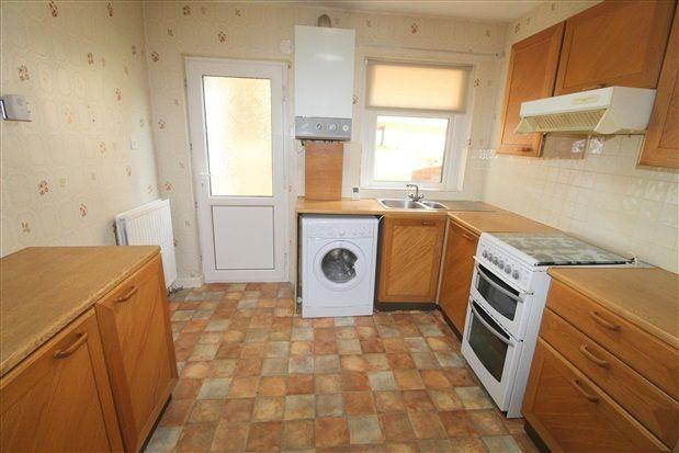 Kitchen of Coniston Court, Morecambe LA4