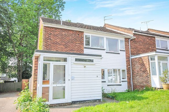 Thumbnail Flat to rent in Leybourne Close, Bromley