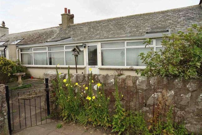 1 bed terraced bungalow for sale in Southerness, Dumfries