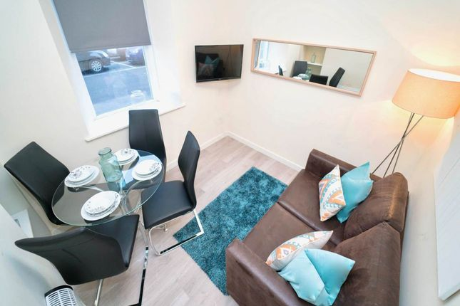 Thumbnail Flat to rent in 20-21 Station Road, Leven House Loch Lomond Apart, West Dunbartonshire